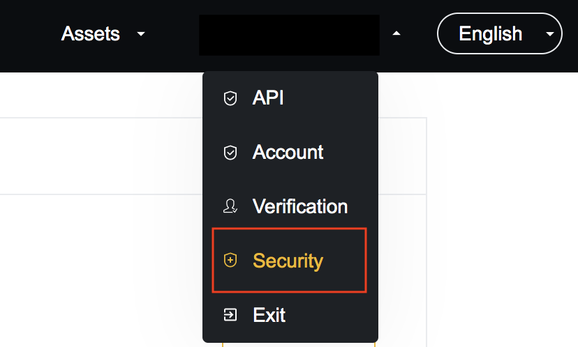 Binance JEX Security