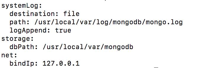 MongoDBログ